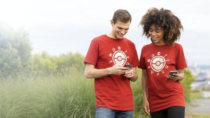 Pokemon Go Fest 2020 T-shirt