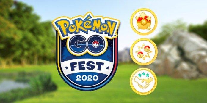 Pokemon Go Fest Anniversary Weeklychallenges