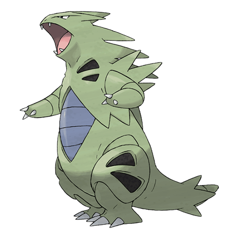 Pokemon 248 Tyranitar