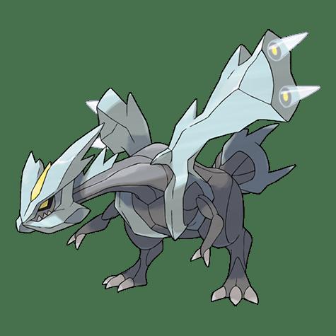 Pokemon 646 Kyurem