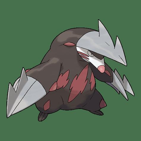 Pokemon 530 Excadrille