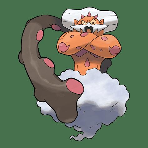 Pokemon Landorus Incarnate