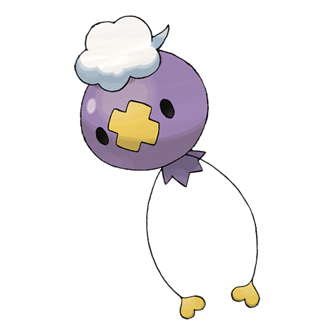 Pokémon 425 Drifloon