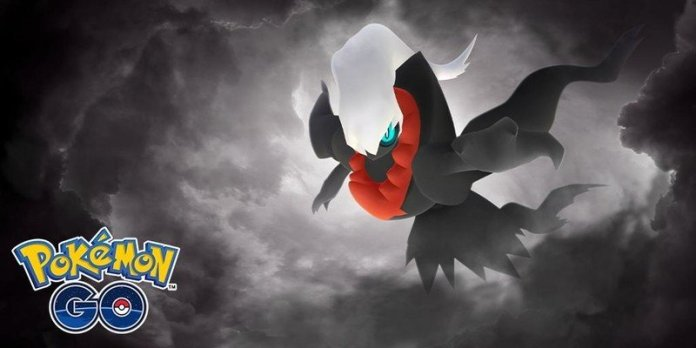 Pokemon Go Darkrai Banner