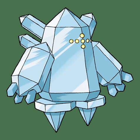 Pokemon 378 Regice