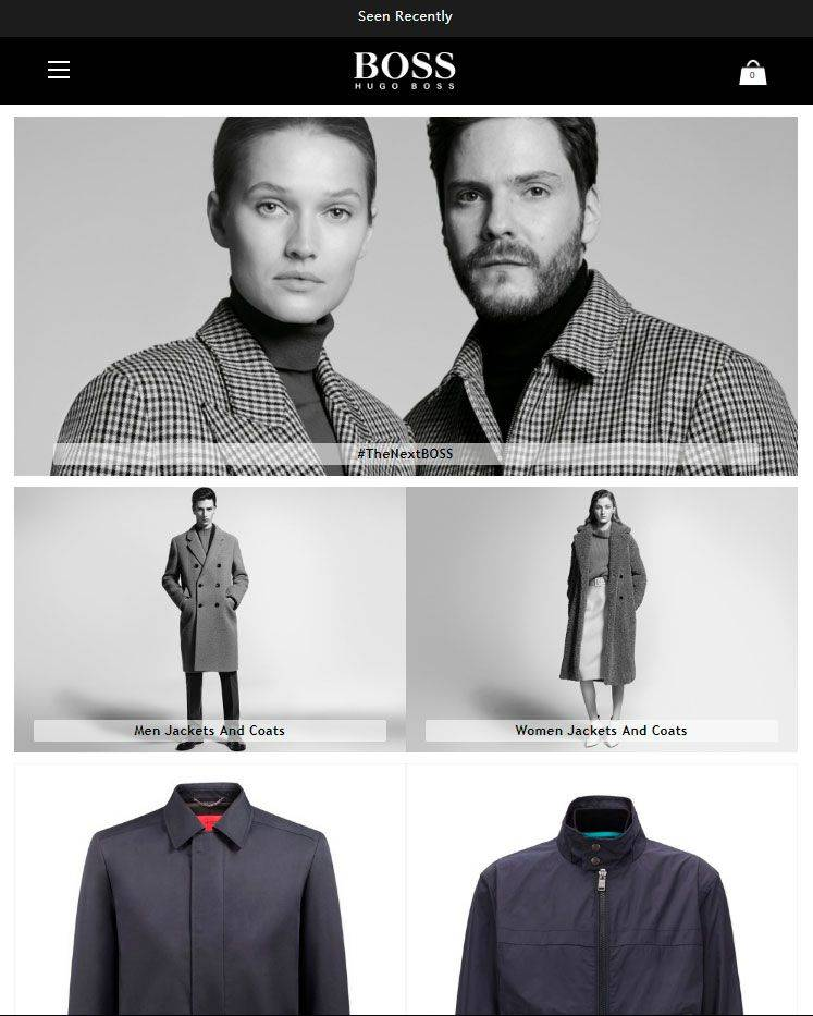 clothingsshopping.club tienda falsa de Hugo Boss