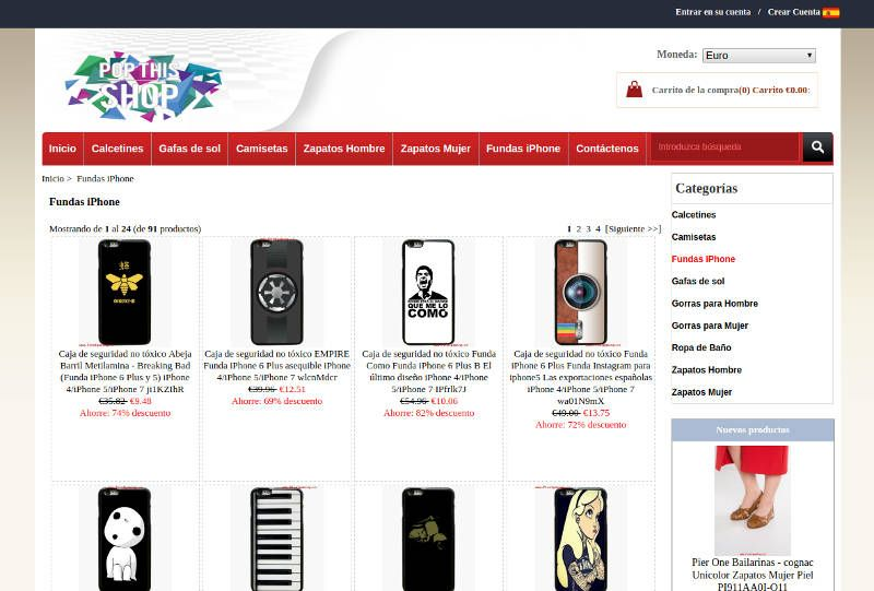 Finalgaming.co Fake Online Shop Iphone Covers