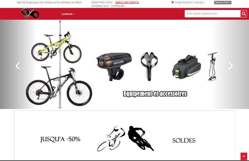 jjstrade.top tienda online falsa con productos de ciclismo