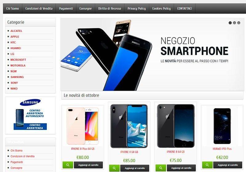Lunaup.top Tienda Falsa Online Moviles Gama Alta