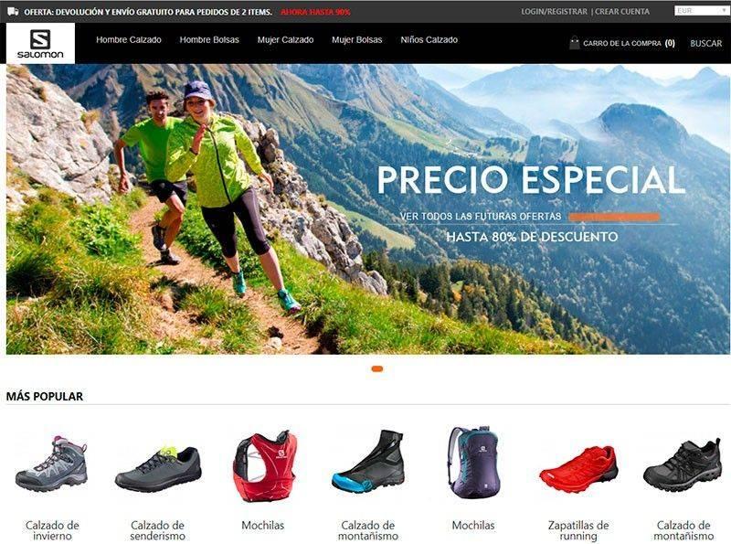 Salomonezapatos.online Tienda Online Falsa Calzado Salomon