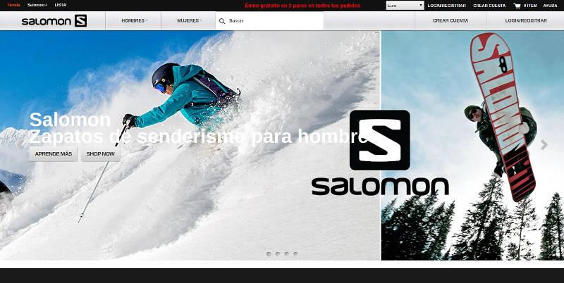 Boonsalala.com Home Other Fake Online Shop Salomon