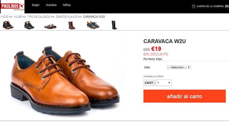 Pikolinosezapato.online Fake Online Shop Shoe Scam