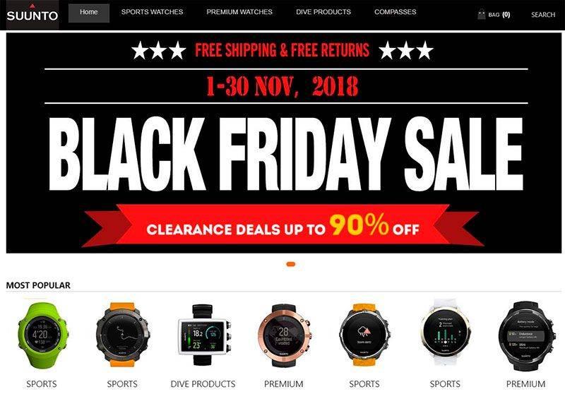 Suuntoshop.online Tienda Falsa Online Relojes Suunto
