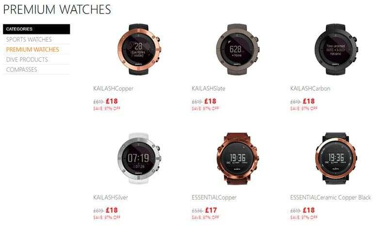 Suuntoshop.online Tienda Falsa Online Relojes