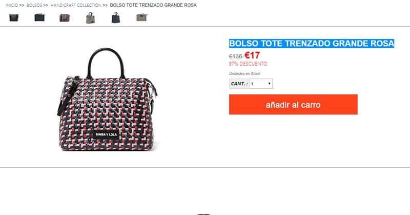 Www.bimylobolsos.com Tienda Falsa Online Moda