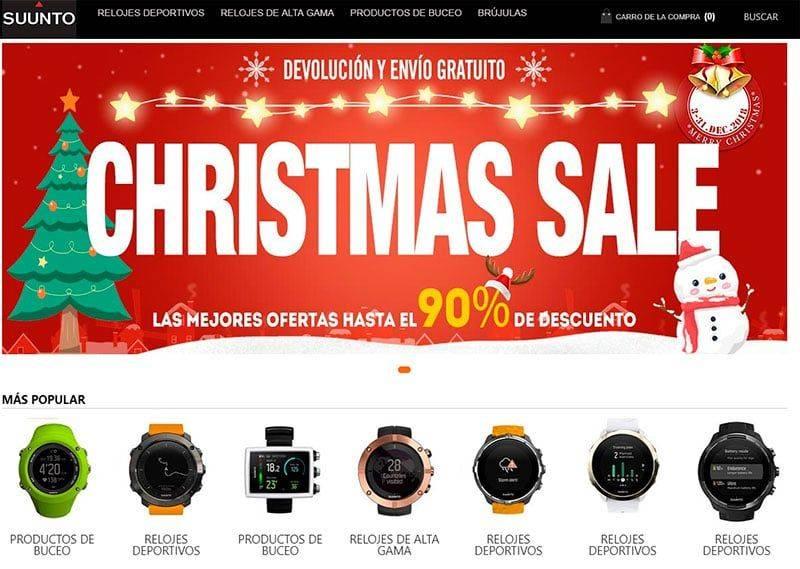 Www.suuntoaventa.com Tienda Online Falsa Relojes Alta Gama Suunto