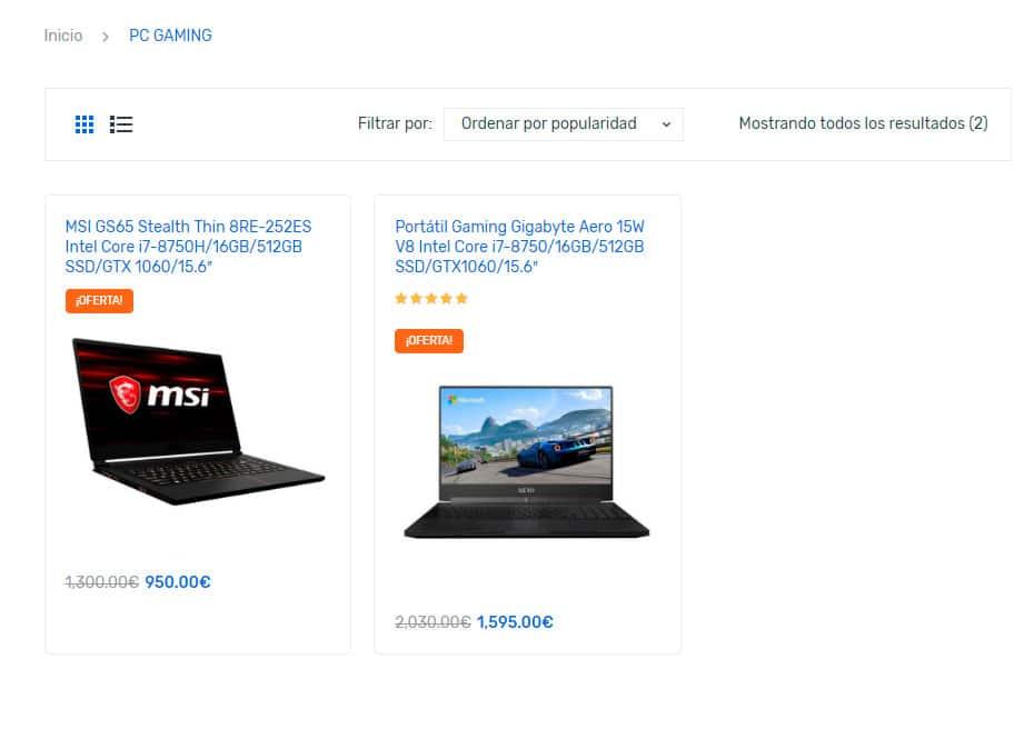 365games.es Tienda Falsa Online