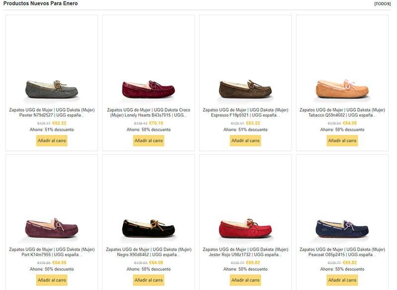 Acasavalencia.es Fake Online Shoes Shop