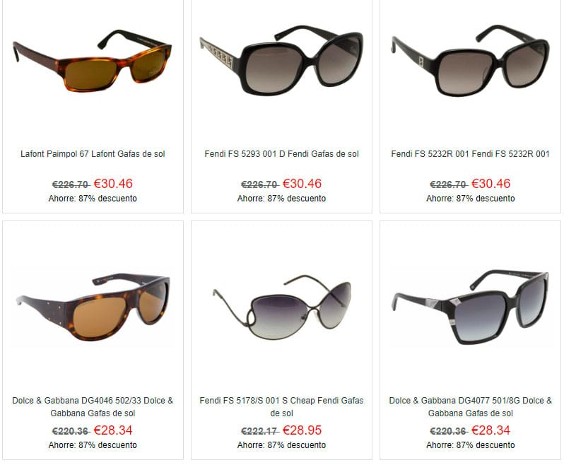 Albumhoffman.es Fake Online Glasses Shop