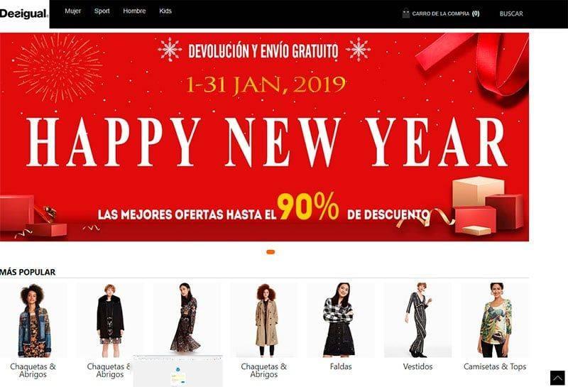 Desigualventa.online Tienda Falsa Online Desigual