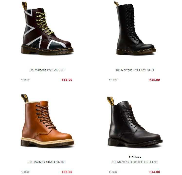 Drmgg.com Tienda Falsa Calzado