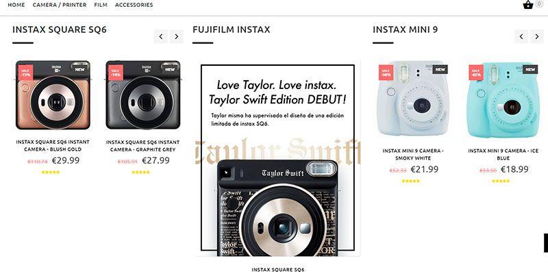 Easyfujifilm.com Fake Online Shop Fujifilm