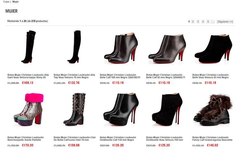 Louboutinventa.es Fake Online Shop Louboutin