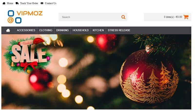 Vipmoz.com Tienda Online Falsa Gadget
