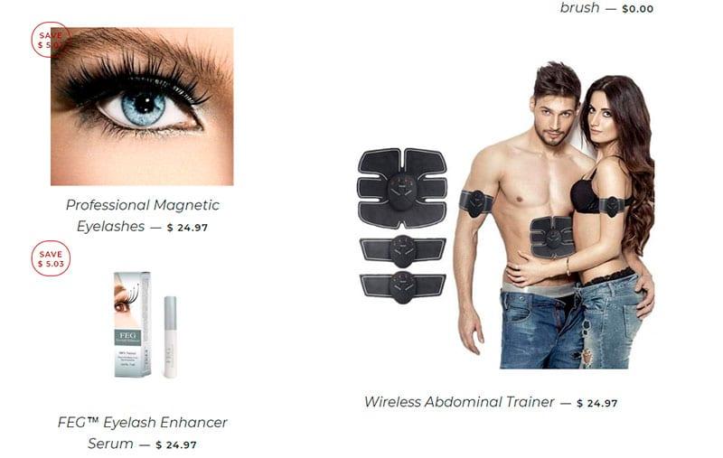 Shopitoffco.com Fake Online Beauty Shop