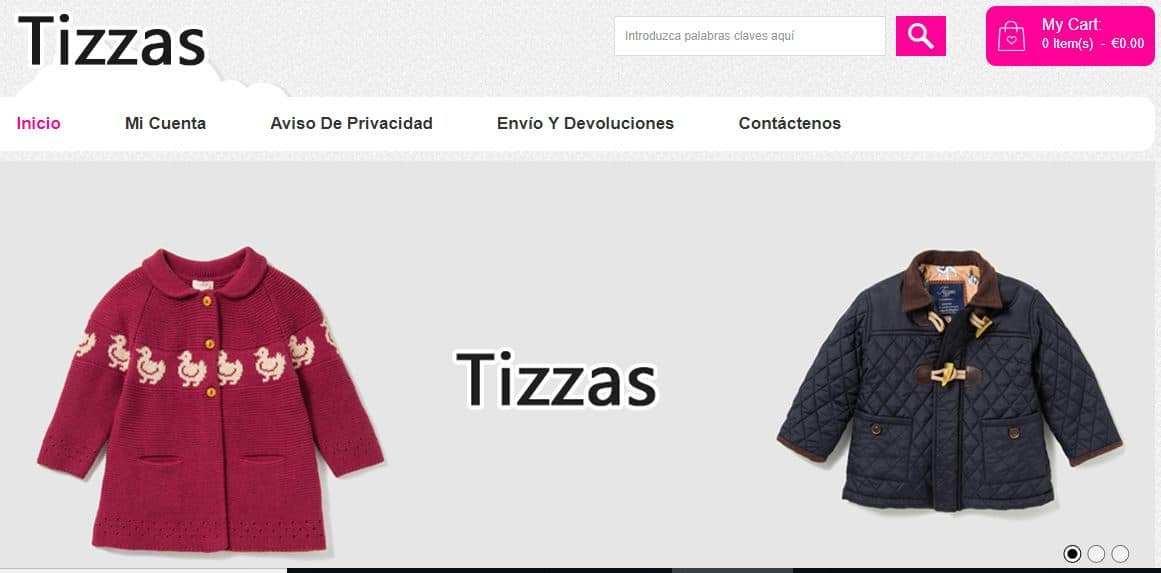Dayenotomasyon.com Tienda Falsa Online Tizzas