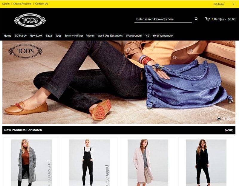 Juliecrockerrealestate.com Tienda Online Falsa Moda Tods
