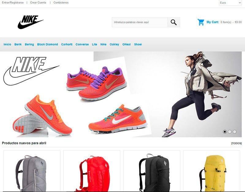 Agrogenera.es Tienda Falsa Online Sneakers Nike Lite Oakley