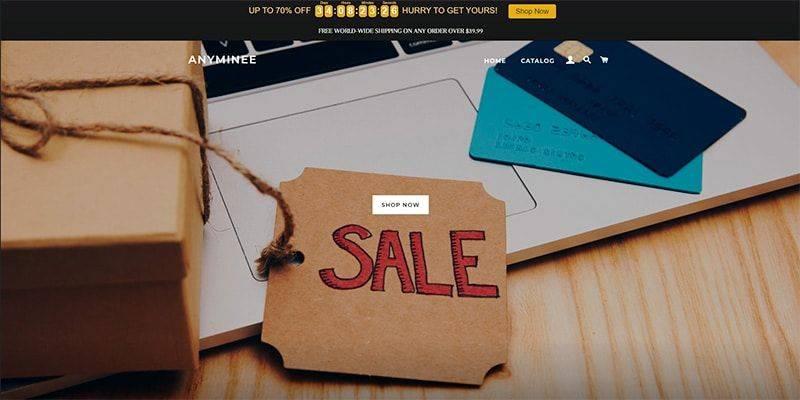 Anyminee.com Tienda Falsa Online Zapatos