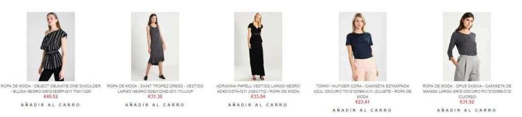 Cupcam.es Tienda Falsa Online