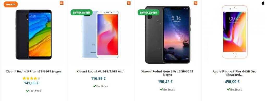 Marketphones.com Tienda Falsa Online