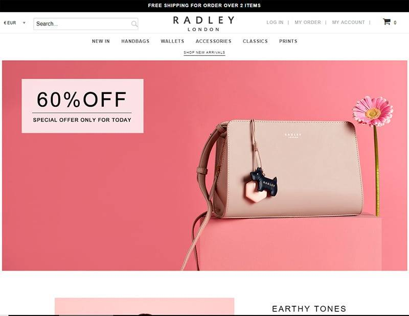Bagsshoponline.com Tienda Falsa Online Radley