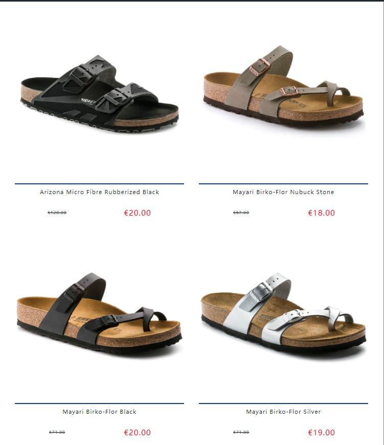 Bkene.com False Shop Online Sandals Birkenstock