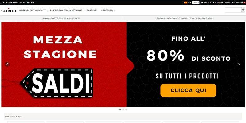 Suuntoten.online Tienda Falsa Online Relojes Suunto