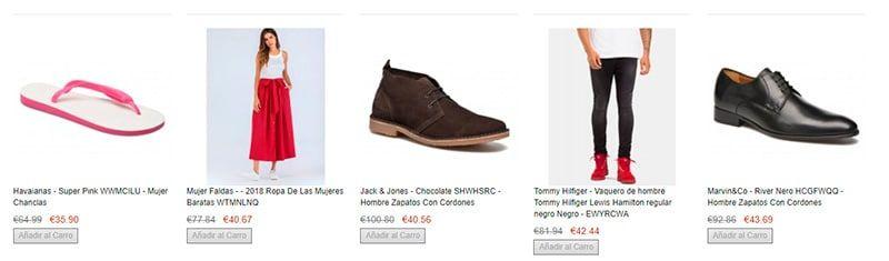 Conmicamaracuestas.es Fake Online Fashion Shop