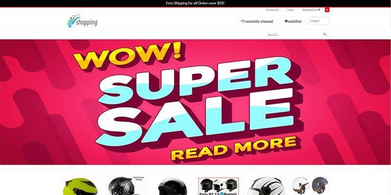 Connectingstudio.top Tienda Falsa Online Cascos Moto