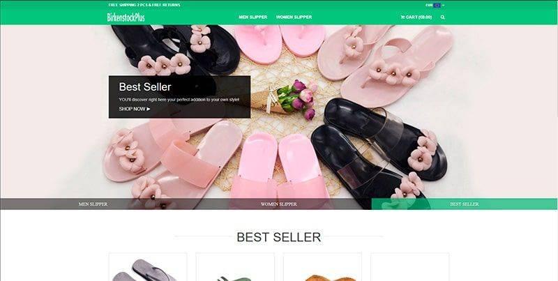 Birkenstockplus.store Tienda Falsa Online Birkenstock
