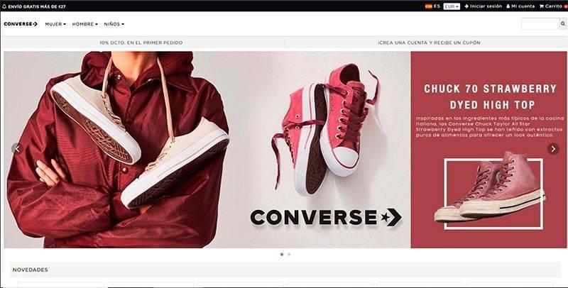 Conversean.online Tienda Falsa Online Converse