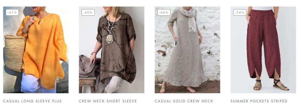 Fashionnacy.com Tienda Falsa Online