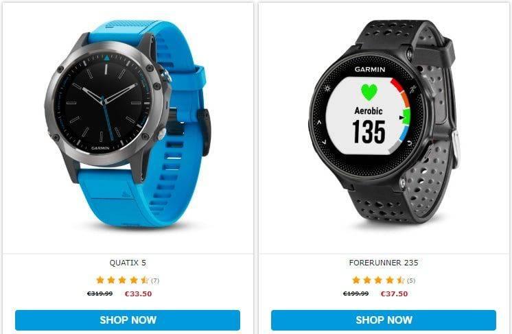 Garwatch.club Tienda Falsa Online