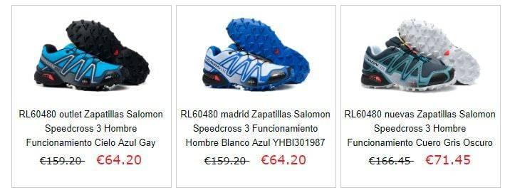 Los Anzuelos.es Tienda Online Falsa