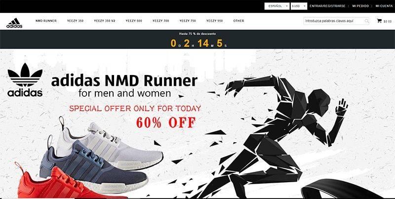 yeezyshoes.gq tienda falsa online Adidas