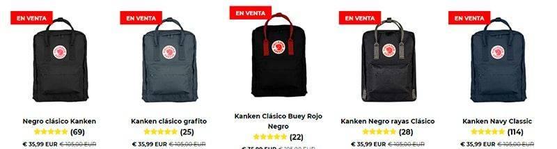 Backpacksworldwide.com Tienda Online Falsa