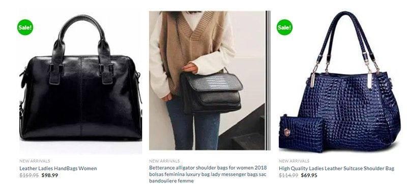 Luxfashion.uk Tienda Falsa Online