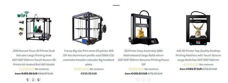 Miusey.com Fake Shop Online 3d Printers