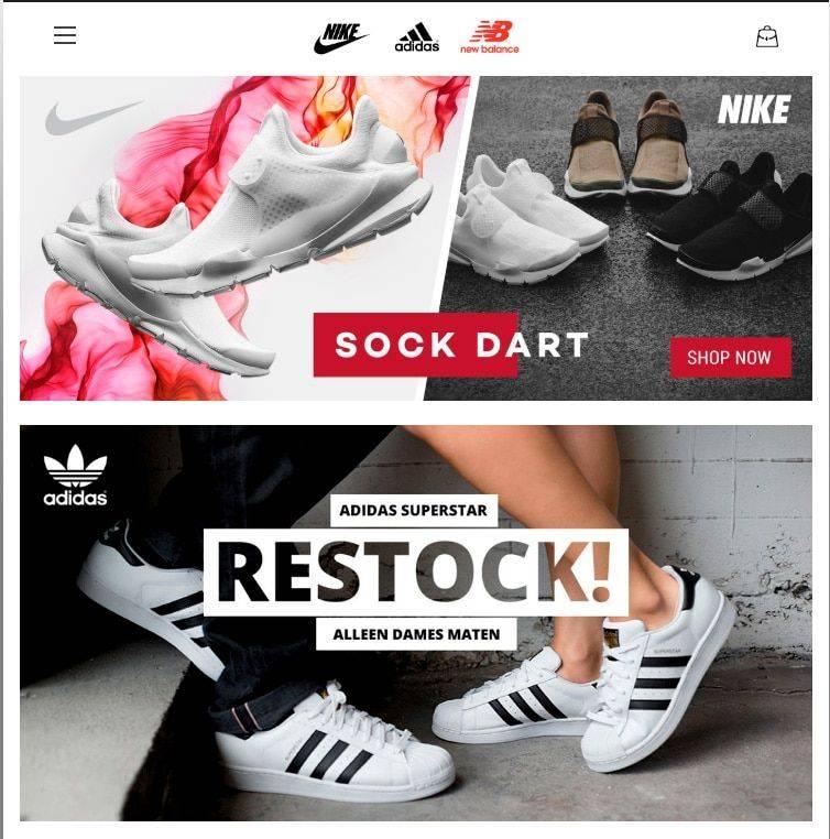 nikekw.com tienda falsa online Nike